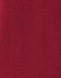 Kinross - Dark Red Cashmere Dress