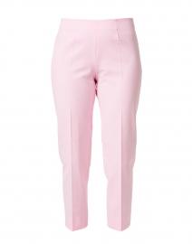 Audrey Light Pink Stretch Cotton Pant
