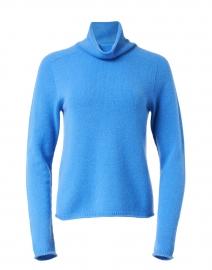 Kelsey Paradise Blue Cashmere Sweater