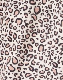Gretchen Scott - Leopard Printed Jersey Dress