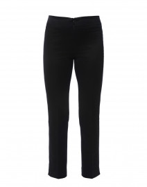 Jerry Black Stretch Sateen Pant