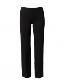 Jules Black Knit Pull On Pant