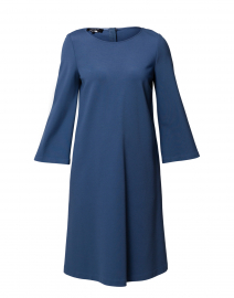 Lotus Peri Blue Punto Milano Dress