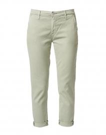Caden Light Sage Green Trouser