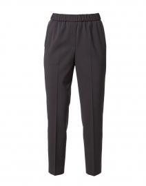 Grey Slate Bistretch Gabardine Pull On Pant