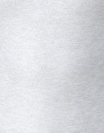 Majestic Filatures - Metallic Silver Stretch Viscose Tee
