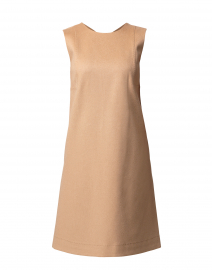 Morganna Camel Dress