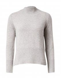 Venice Grey Cashmere Sweater