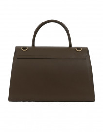 DeMellier - Montreal Olive Leather and Suede Bag
