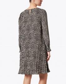 Weill - Mona Leopard Pleated Dress