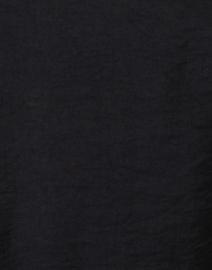 Vince - Black Viscose Twill Shirt Dress