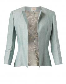 Pavlova Sky Linen Topper Jacket