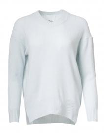 Allude - Pale Blue Cashmere Sweater