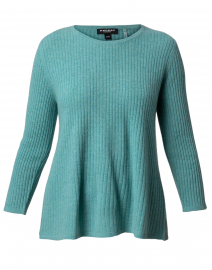 Wasabi Green Ribbed Sweater