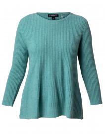 Wasabi Green Ribbed Sweater