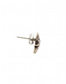 Lulu Frost - Electra Silver Star Stud Earring