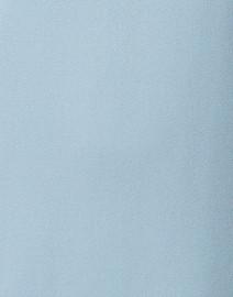 Goat - Irinna Pale Blue Wool Crepe Tunic Dress
