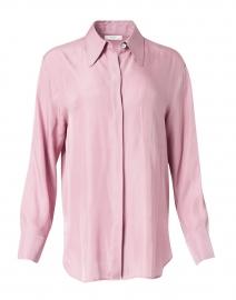 Light Pink Silk Top
