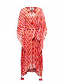 Fabrizi Diagonal Ikat Dress