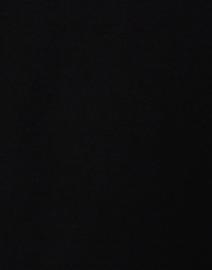 Paule Ka - Black Top with Sheer Upper Quarter