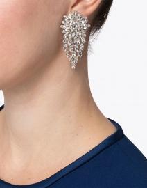 Mignonne Gavigan - Stella Silver Crystal Drop Earring