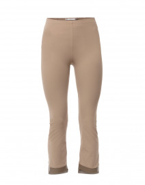Olga Desert Cropped Flare Tech Stretch Leggings