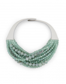 Marcella Marble Jade Necklace