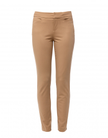 Madison Camel Stretch Viscose Pant