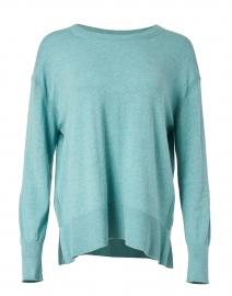 Vintage Jade Cotton Silk Sweater