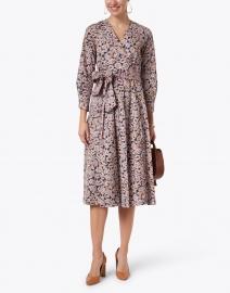 Weekend Max Mara - Feltre Antique Rose Paisley Cotton Dress