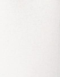 Belford - Vanilla Beige Cotton Sleeveless Tank