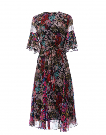 Rania Multicolored Floral Dress