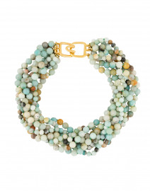 Amazonite Multi-Strand Necklace