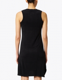 Southcott - Veronica Black Bamboo Cotton Terry Dress