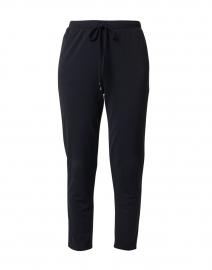 Oidio Navy Jersey Pull-On Pant