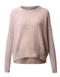 Brighter Atlantic Pale Pink Wool Cashmere Sweater