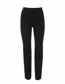Ruth Black High Waisted Slim Boot Cut Pant