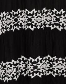 Roller Rabbit - Pamela Black Embroidered Cotton Dress