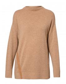 Vida Camel Cashmere Sweater