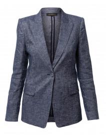Palma Chambray Linen Blazer