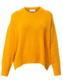 Saffron Cashmere Sweater