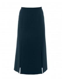 Janelle Teal Midi Skirt