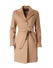 Ginger Camel Virgin Wool Coat