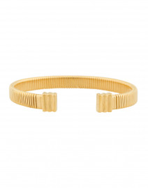 Milo Ribbed Thin Adjustable Bracelet