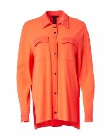 Orange Button Down Shirt