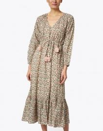 Roller Rabbit - Olaya Rose Hampton Print Cotton Dress