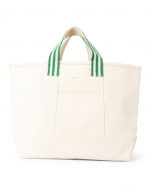 Bodie Natural Canvas Packable Tote Bag