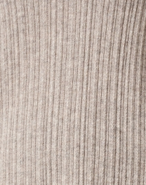 TSE Cashmere - Sandstone Melange Ribbed Sweater