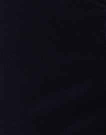 Piazza Sempione - Navy Corduroy Stretch Cotton Pants