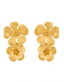 Collette Gold Earrings